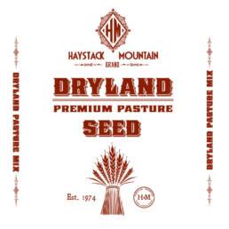 dryland pasture mix